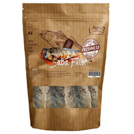 Absolute Bites Saba Fillet Dog & Cat Treats 360g