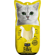 Kit Cat Fillet Cat Treat Series (30g) Chicken and Fiber