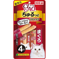 CIAO Churutto Maguro (4 pieces)