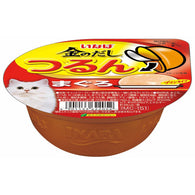 Ciao Tsurun Pudding Yellowfin Tuna Cup Cat Food 65g