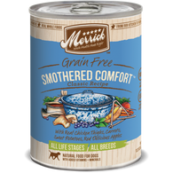 Merrick Classic Grain-Free Smothered Comfort Canned Dog Food 374g