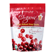 Grandma Lucy's Organic Oven Baked Cranberry Treats (397g)