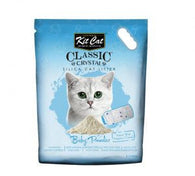 Kit Cat Crystal Cat Litter Series (5L) Baby Powder