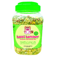 Happi Hamster Healthy Long Life Fortified Nutritional Diet 600g