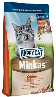 Happy Cat Minkas Geflugel( poultry) cat dry food