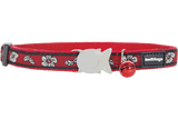 Red Dingo Cat Design Collars