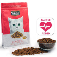 Kit Cat Classic 32 Dry Cat Food 1.2kg