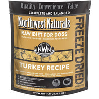 (Promo) Northwest Naturals Turkey Freeze Dried Raw Diet For Dogs 12oz