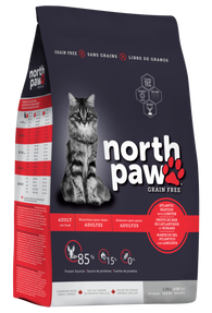 NORTH PAW GRAIN FREE ATLANTIC SEAFOOD AND LOBSTER CAT FOOD