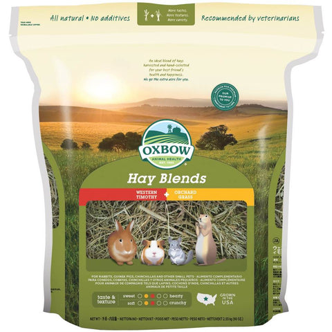 Oxbow Hay Blends (Western Timothy & Orchard Grass)