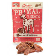 Primal Dry Roasted Chicken Shredders Dog Treat 4oz