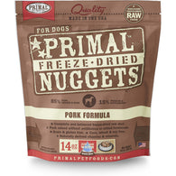 Primal Freeze Dried Pork Nuggets