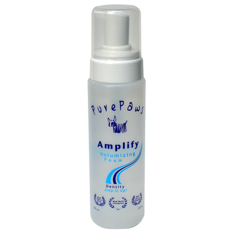 Pure Paws Amplify Volumizing Foam 8oz