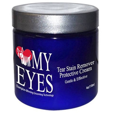 Pure Paws Love My Eyes Tear Stain Remover Protective Cream 4oz