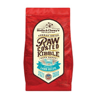 Stella & Chewy's Freeze-Dried Raw Coated Kibble Lamb Dry Dog Food