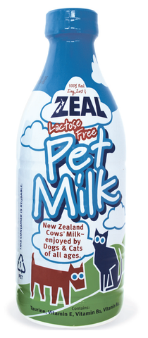 Zeal Lactose Free Pet Milk (Buy 2 get 1 free!)