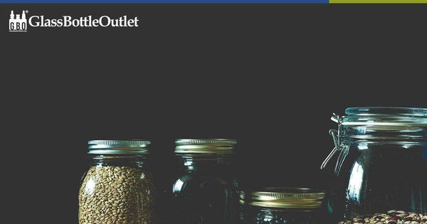Find the Widest Selection of Glass Jars At Glass Bottle Outlet-Glass Bottle Outlet