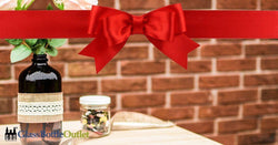 Decorative Glass Bottle Projects for the Holidays: Part One-Glass Bottle Outlet