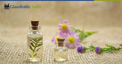 Four Different Types of Glass Bottles for Essential Oils-Glass Bottle Outlet