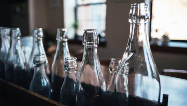 Types of Glass Bottles-Glass Bottle Outlet