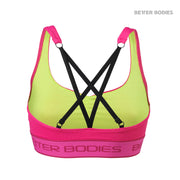 50% OFF Better Bodies Athlete Short Top - Pink CLEARANCE - FINAL SALE
