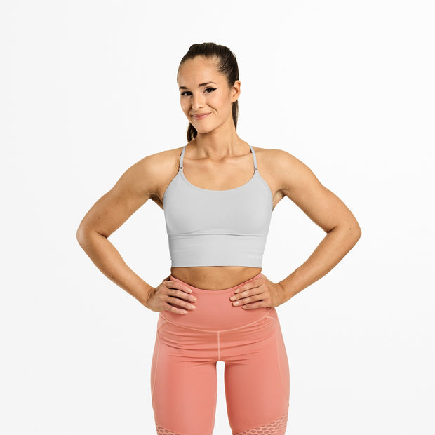 Better Bodies Astoria Seamless Bra - Frost Grey
