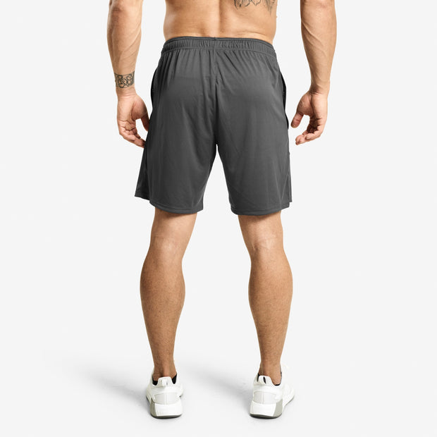Better Bodies Loose Function Shorts - Iron