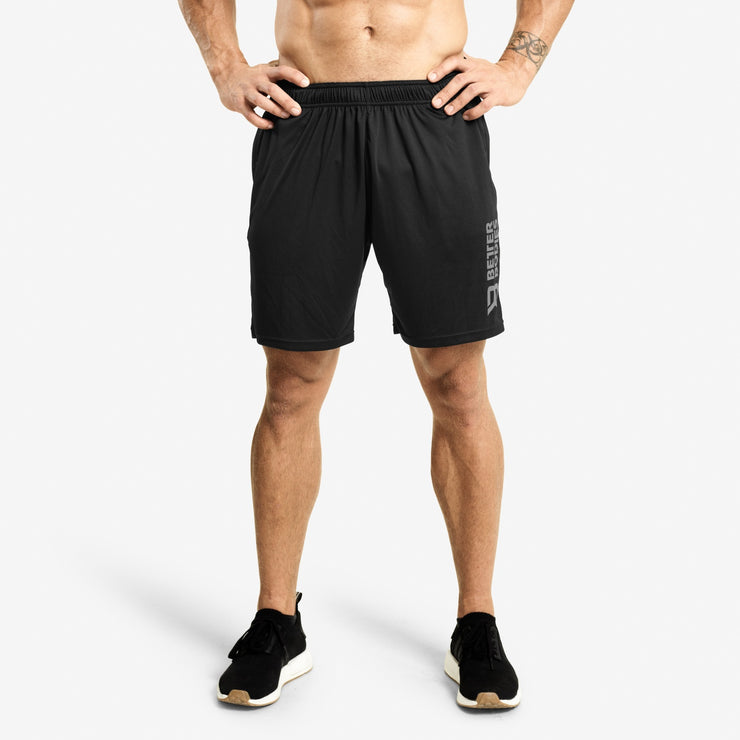 Better Bodies Loose Function Shorts - Black