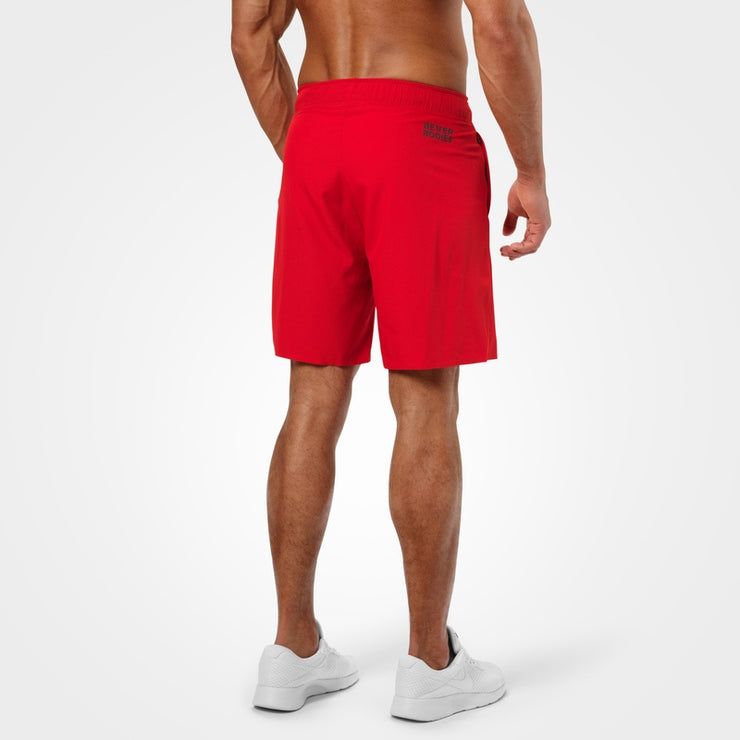Better Bodies Hamilton Shorts - Bright Red