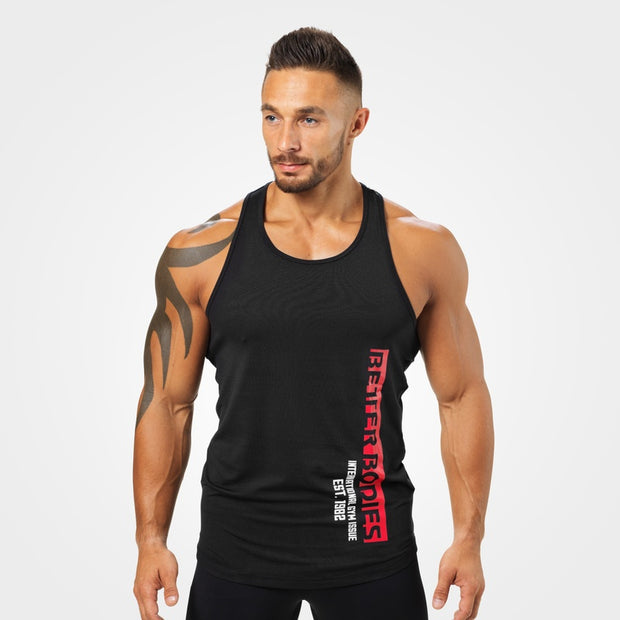 Better Bodies Performance T-Back - Black