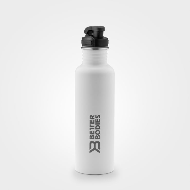 Better Bodies Fulton Bottle - White