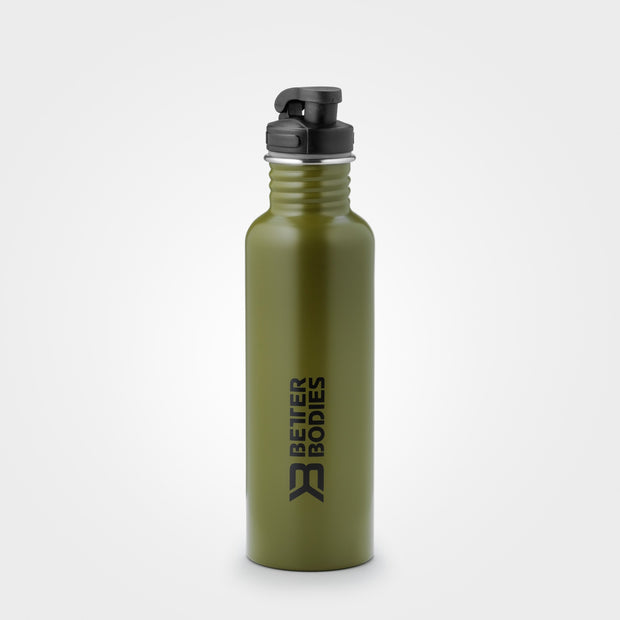 Better Bodies Fulton Bottle - Military Green