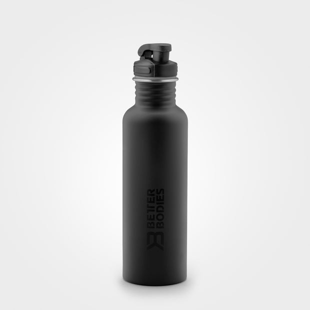 Better Bodies Fulton Bottle - Black