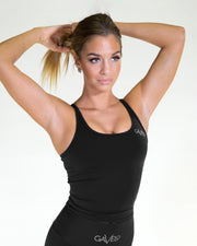Gavelo POP Tank - Black