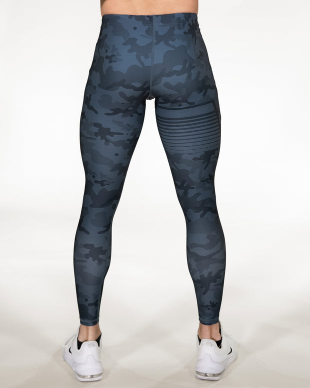 Gavelo Sniper Camo Compression Tights