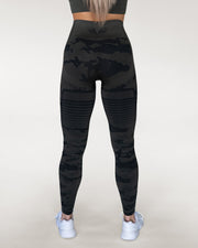 Gavelo Seamless Leggings - Camo