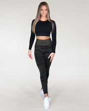 Gavelo Seamless Crop Top