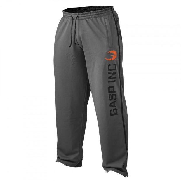 GASP No.89 Mesh Pant - Grey