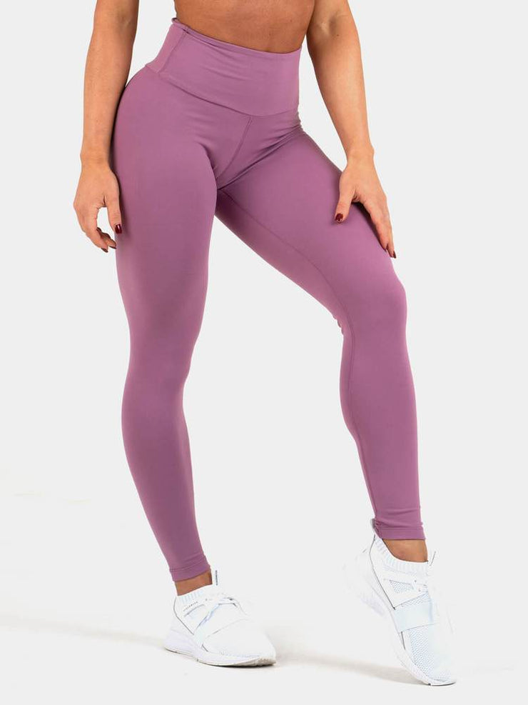 Ryderwear Instinct Scrunch Bum Leggings - Purple
