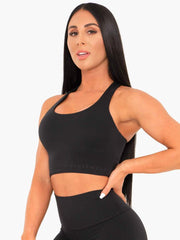 Ryderwear NKD Sports Bra - Black