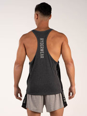 Ryderwear BSX Stringer T-Back - Black Marle