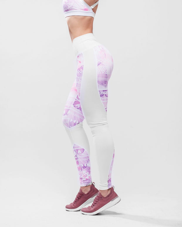 HERA x HERO ELA Leggings - Pink