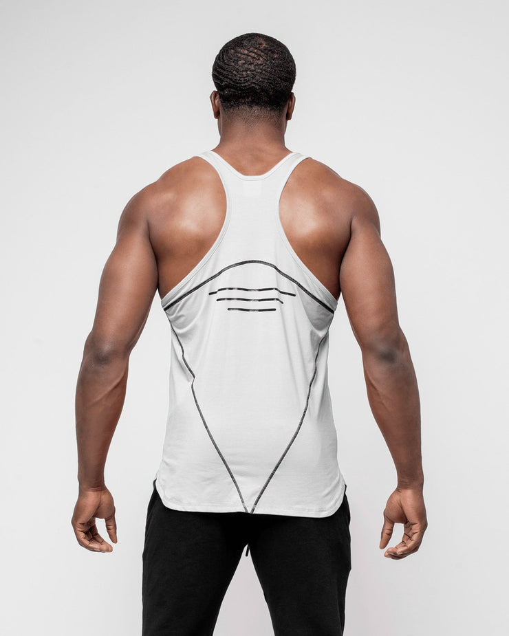 HERA x HERO Tri Stringer - White