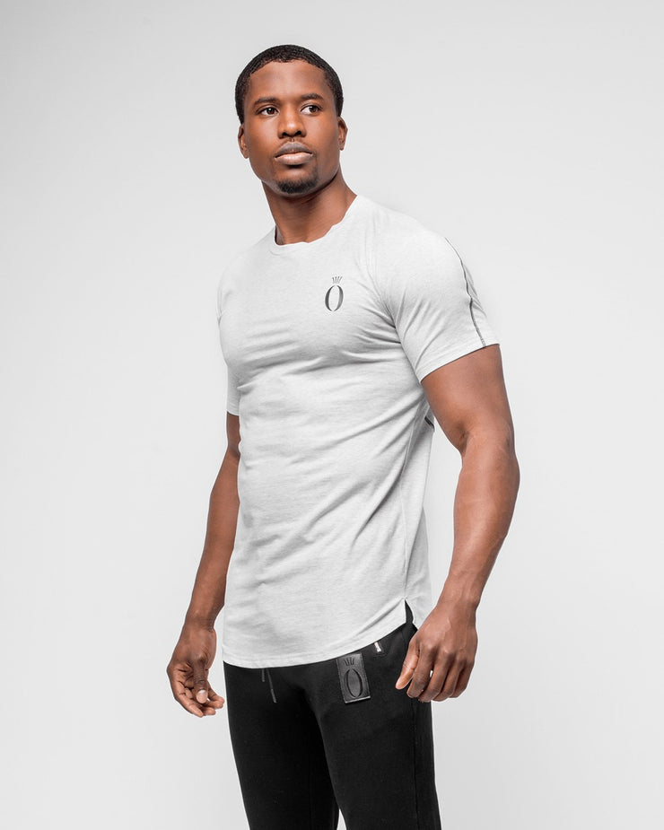 HERA x HERO Tri T-Shirt - Marble Grey