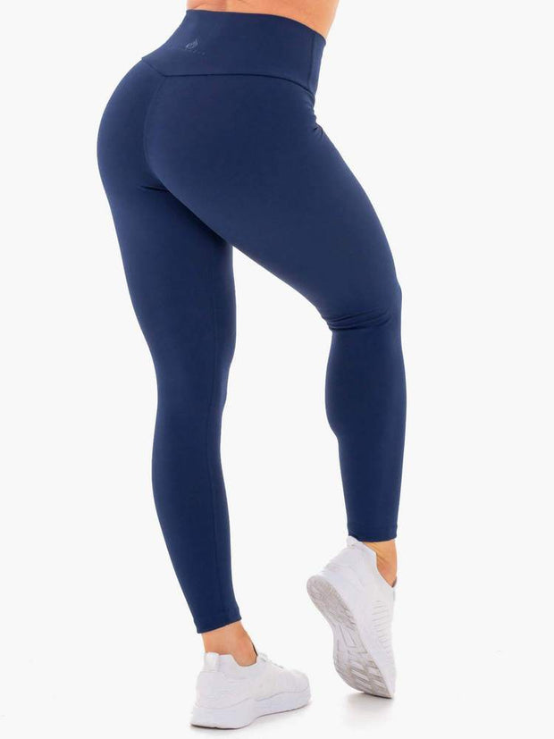 Ryderwear Motion High Waisted Leggings - Navy