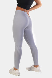 Jed North Cascade Seamless Leggings - Slate Grey