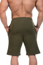 Jed North Patriot Shorts - Olive Green