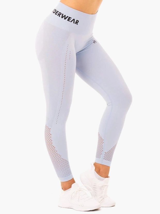 Ryderwear Seamless Staples Leggings - Lilac Marl