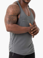 Ryderwear Energy Mesh T-Back - Charcoal