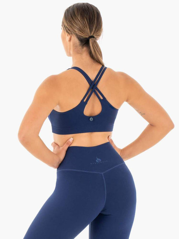 Ryderwear Motion Sports Bra - Navy